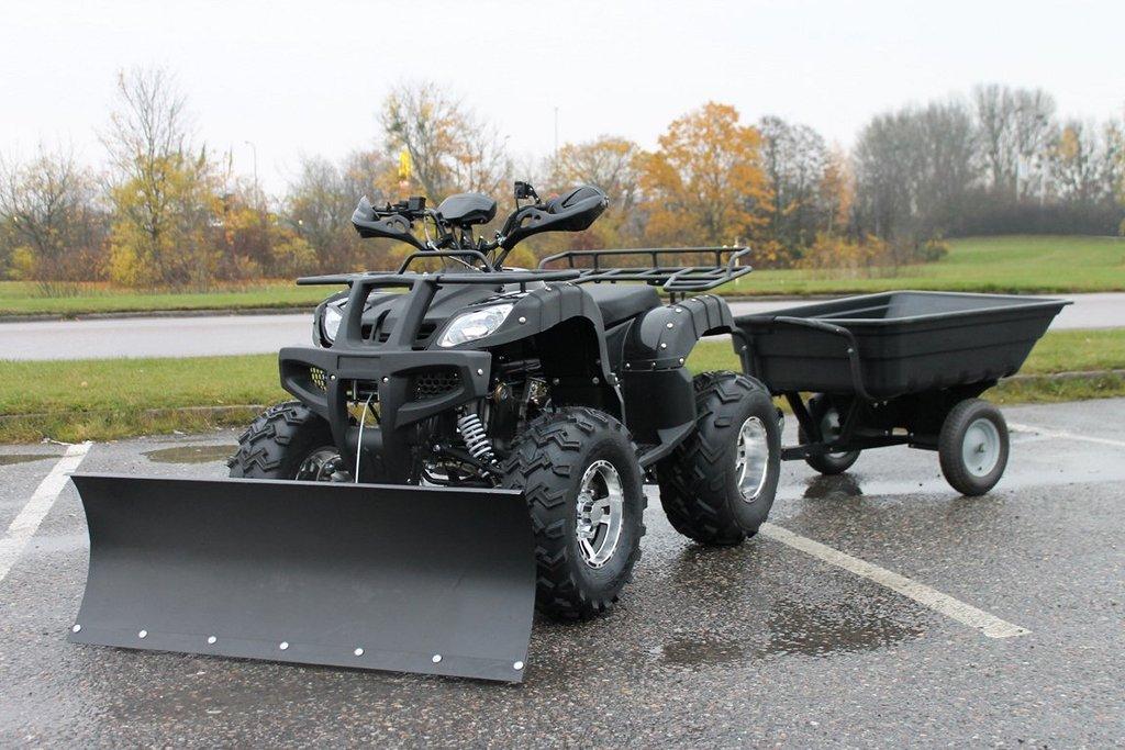 ATV Worker Force CVT 4X2 Svart