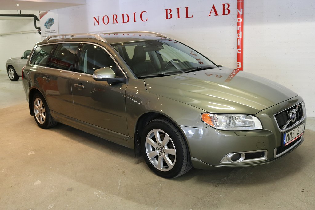 Volvo V70 D4 Geartronic Summum 175hk