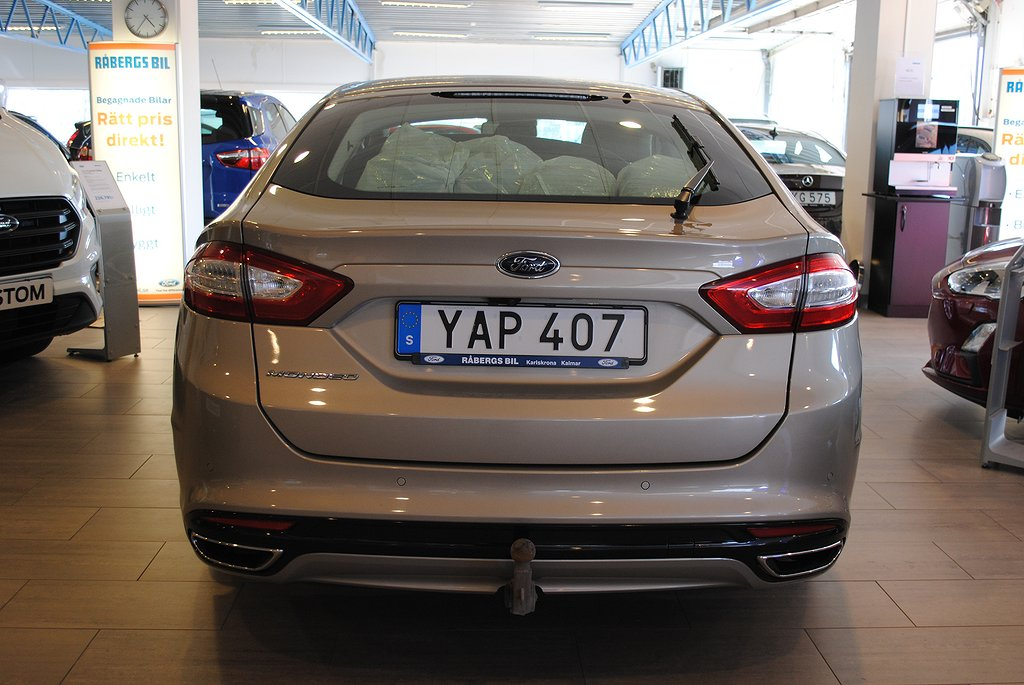 Ford Mondeo Business 2.0 TDCi 180hk 5D