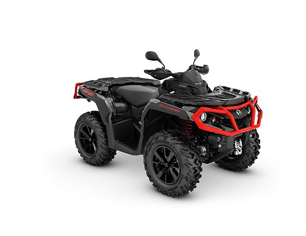 Can-Am Outlander 650 XT T