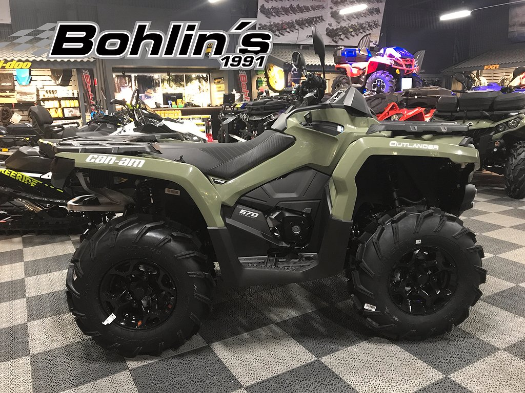 Can-Am Outlander 570 PRO T3B  -18