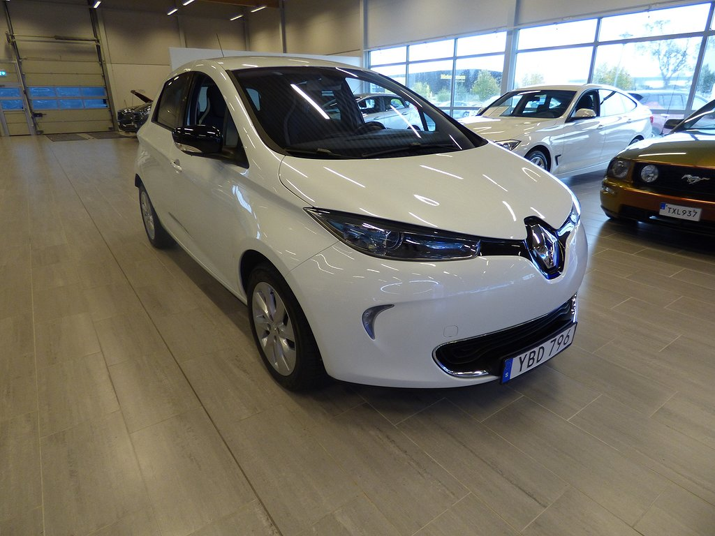 Renault Zoe R240 22 kWh Single Speed 88hk
