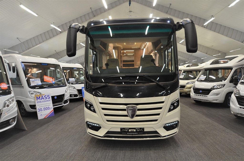 Morelo Palace 88 LB - Iveco Daily 70 C18