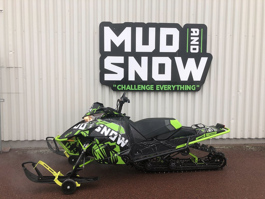 Arctic Cat XF High Country 153""