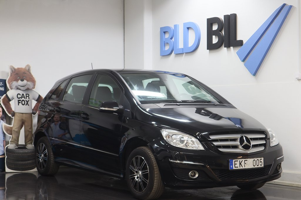 Mercedes-Benz B 180 NGT BlueEFFICIENCY NYSERVAD NYBES 116HK