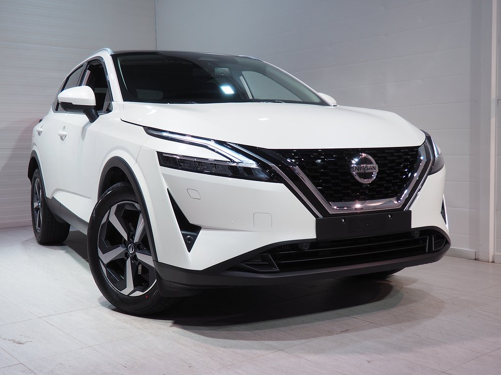 Nissan Qashqai HELT NYA Qashqai Premiere Edition Automat 2022