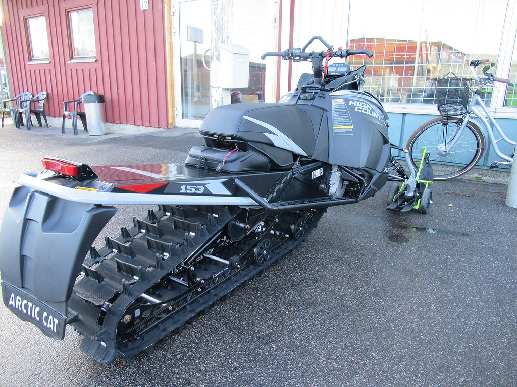 Arctic Cat XF8000 High Country 153