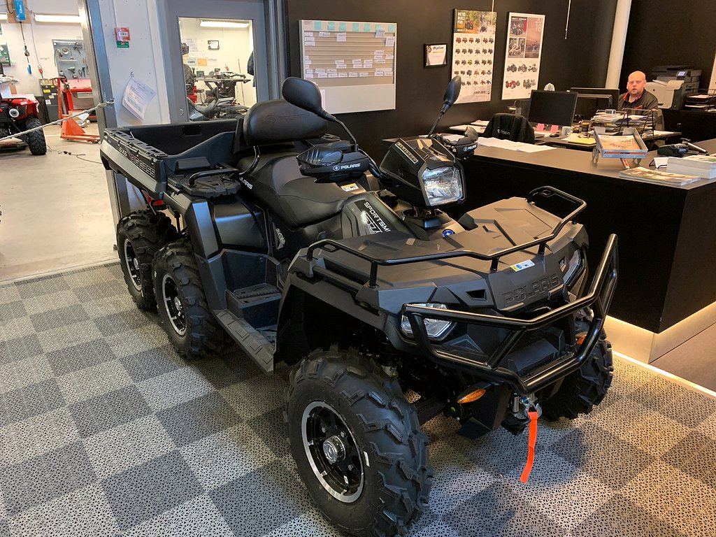 "Polaris Sportsman 6x6 BIG BOSS 570 EPS LE T3 "" Demo """