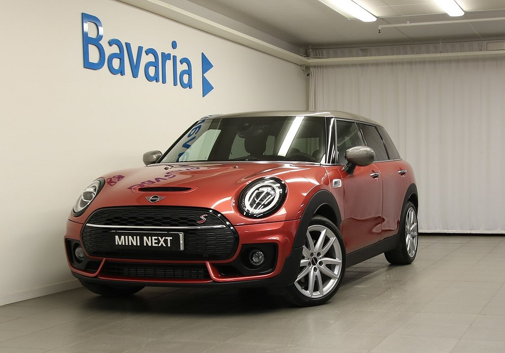 Mini Clubman S ALL4 Connected Navigation Harman/Kardon Backkamera Aut
