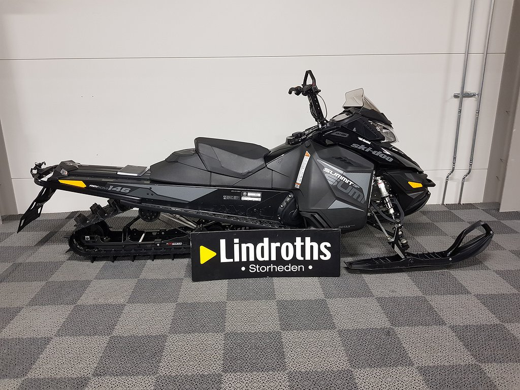 Ski-doo Summit 600 E-tec 146 - 17 *FRI FRAKT*