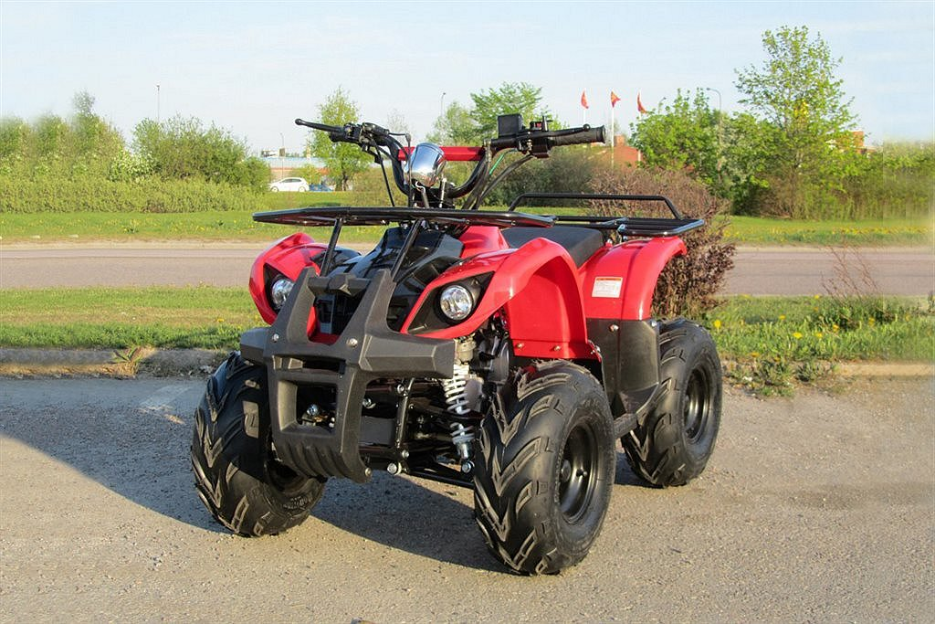 ATV Loncin Work 110cc Barn fyrhjuling
