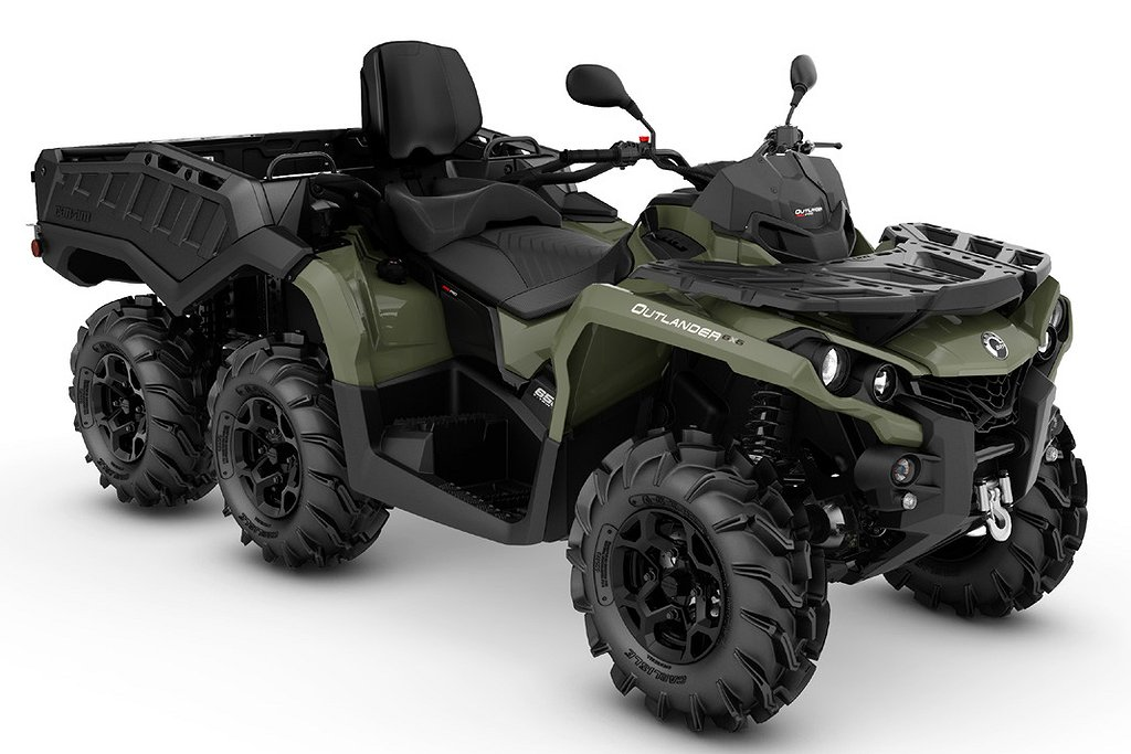 Can-Am Outlander Max 6x6 650 Pro+T Sidewall , ELiT MC GBG