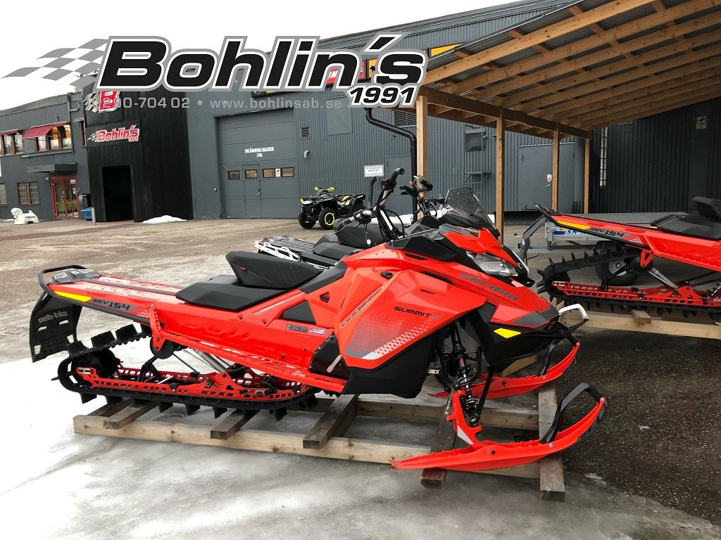 Ski-doo Summit 154