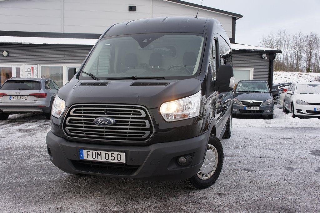 Ford Transit VAN 2,2 TDCi L3H2 /D-värmare/Backkamera
