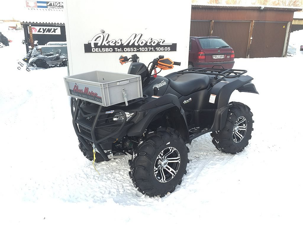 Suzuki King Quad 750 XP