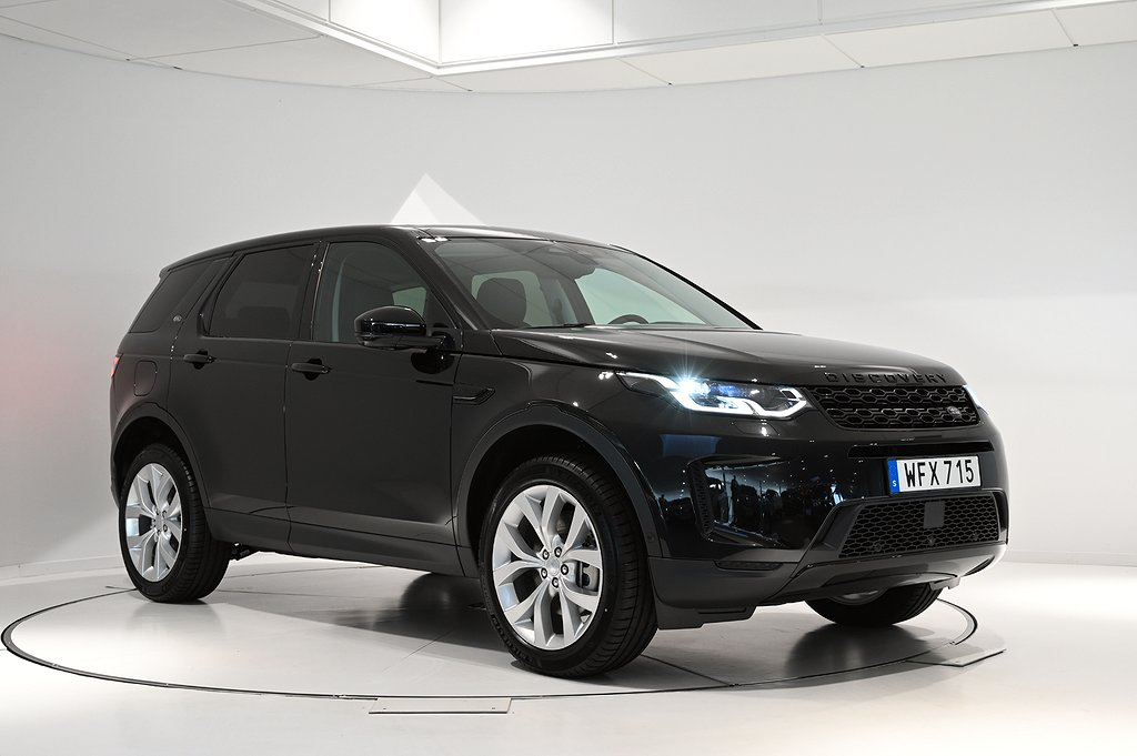 Land Rover Discovery Sport D200 AWD 204hk Ord.pris 651 000:-