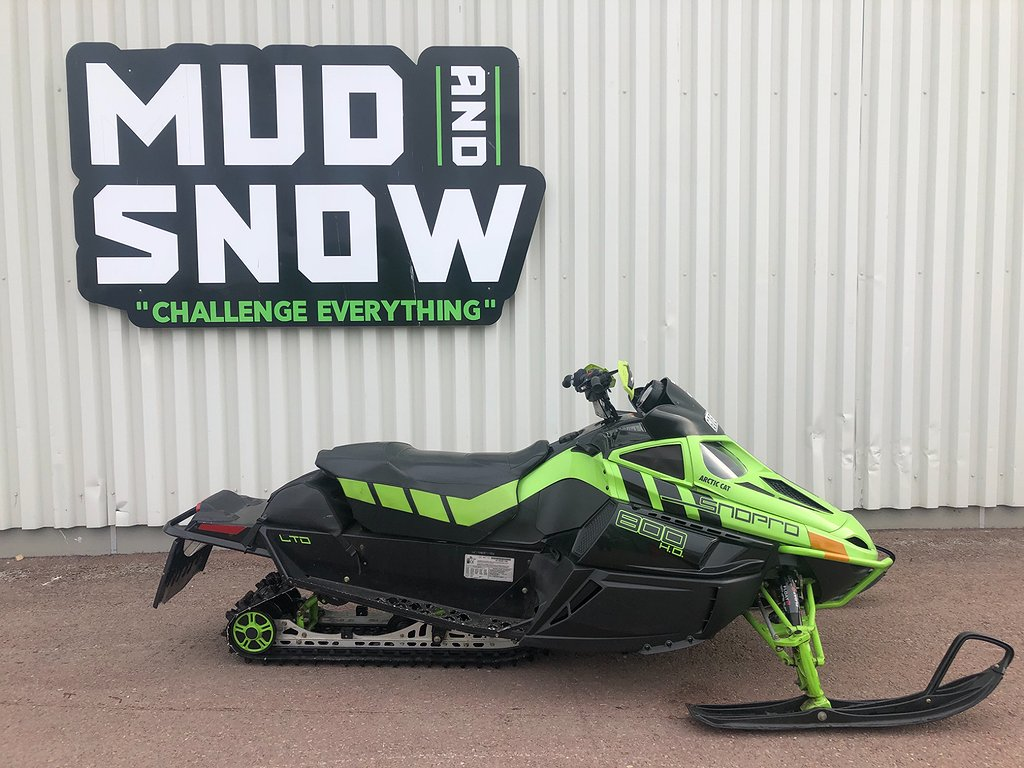 Arctic Cat F8 LTD ES