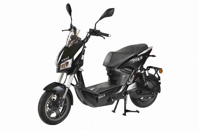 Drax Stealth Elmoped