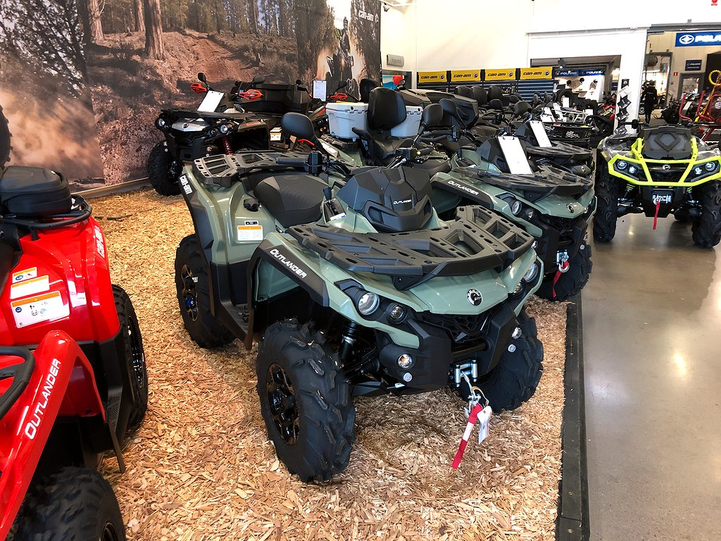 Can-Am Outlander PRO+ 570 T
