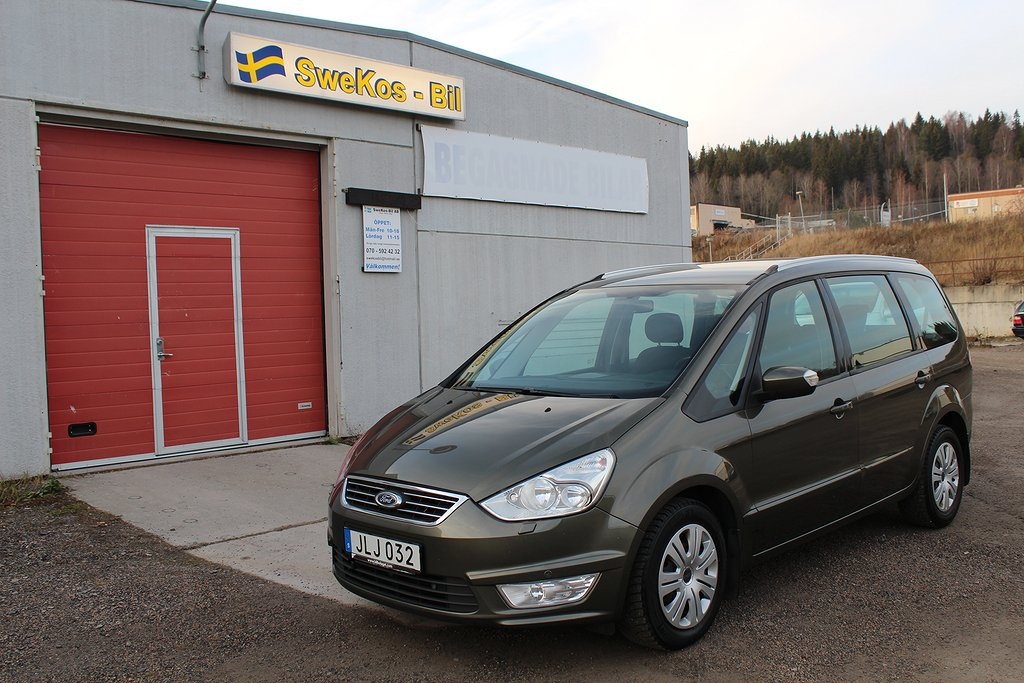 Ford Galaxy 1.6 TDCi 7-SITS (115hk)