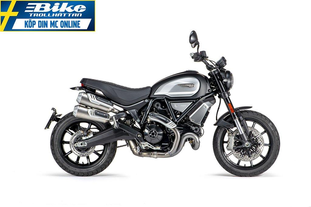 Ducati 1100 DARK PRO SCRAMBLER Bike Trollhättan
