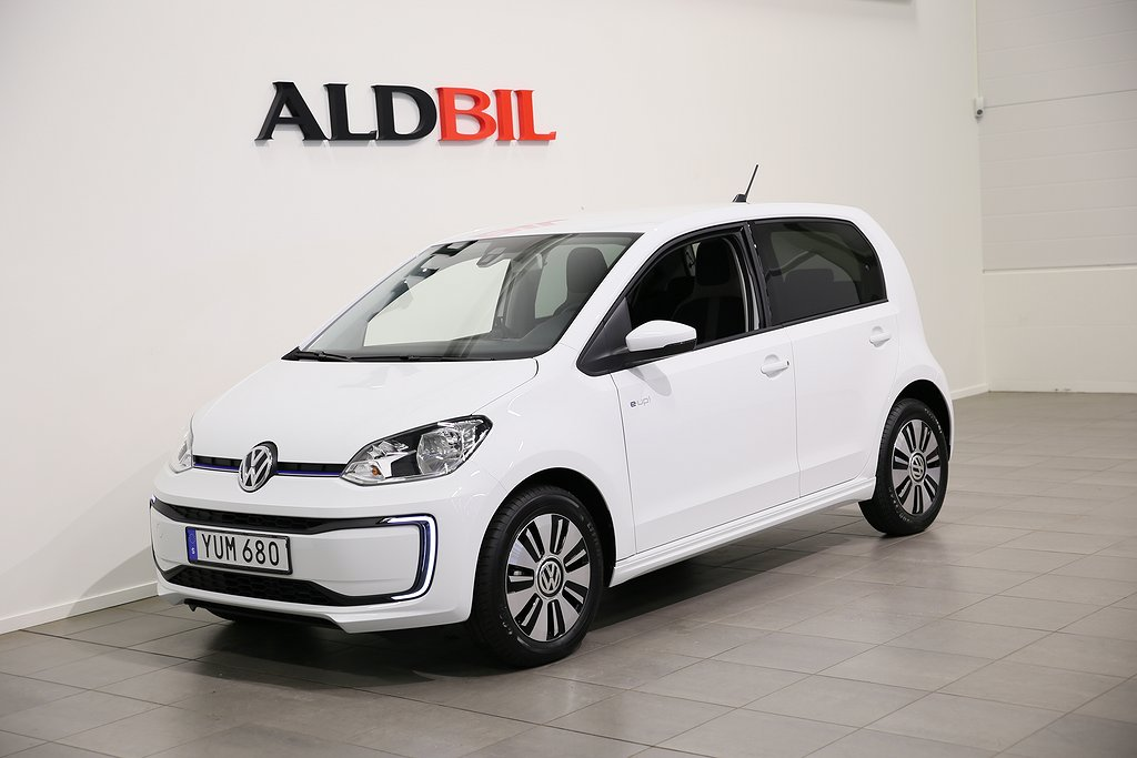 Volkswagen e-up! 18 kWh Single Speed Drivepaket / 1.99% Ränta