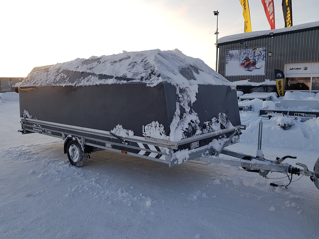 Lorries LORRIES SNOWMASTER TT495i/KÅPA 1300KG