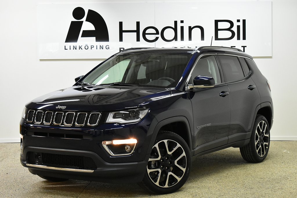 Jeep Compass 1.4T 170hk 4WD Automatisk