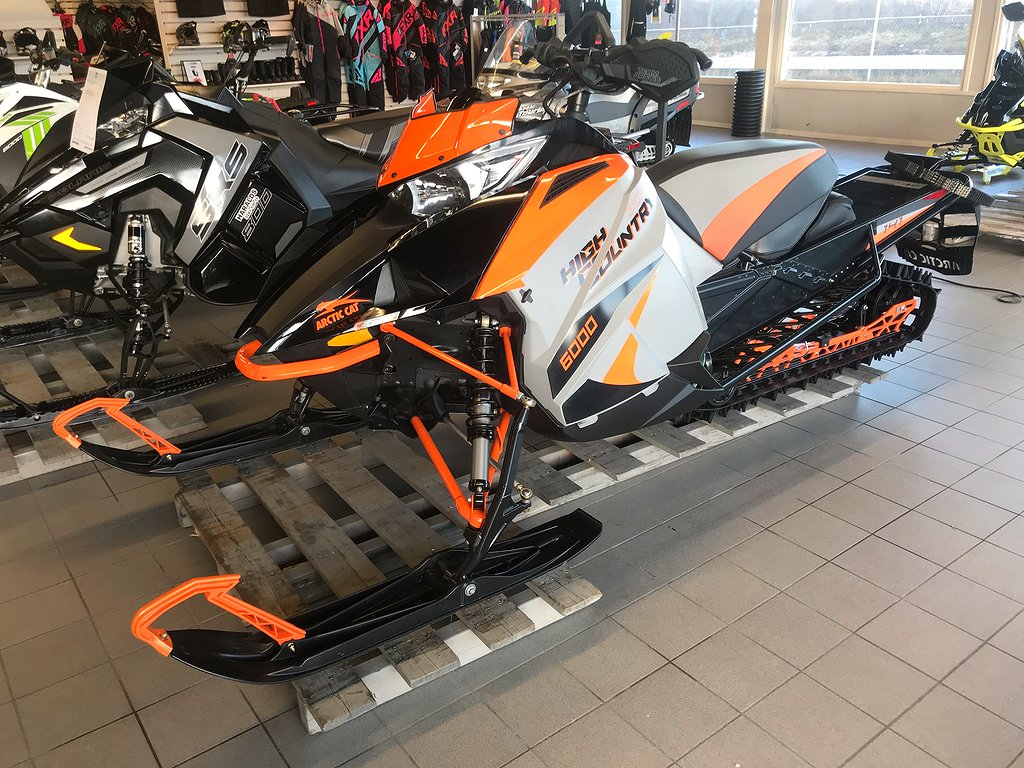 Arctic Cat XF 6000 High Country