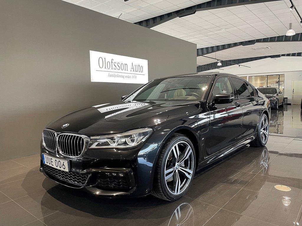 BMW 740e IPERFORMANCE M Sport 326 hk