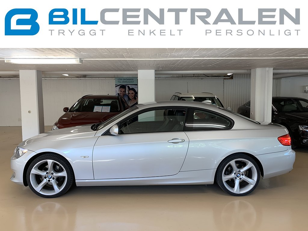 BMW 320 d Coupé 1.95% Ränta Dynamic 184hk