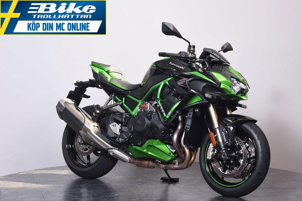 Kawasaki Ninja ZH2 SE 130 MIL SPARA 23.600:-