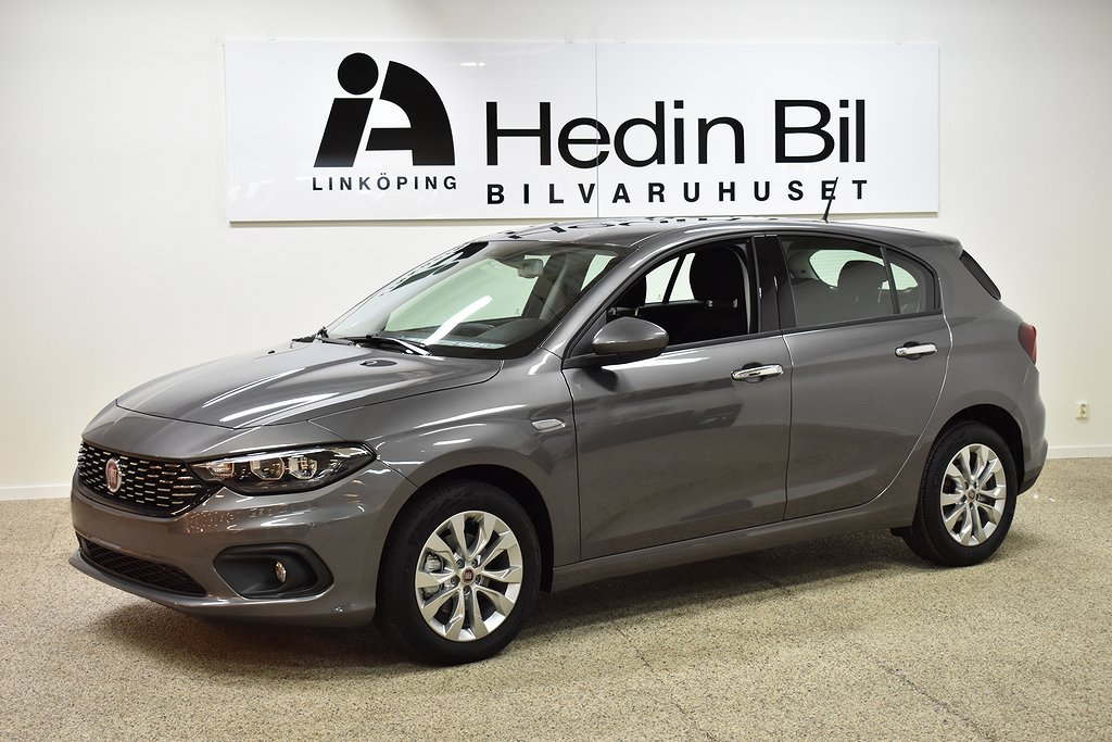 Fiat Tipo 1.4 120HK MT6 LOUNGE MY19