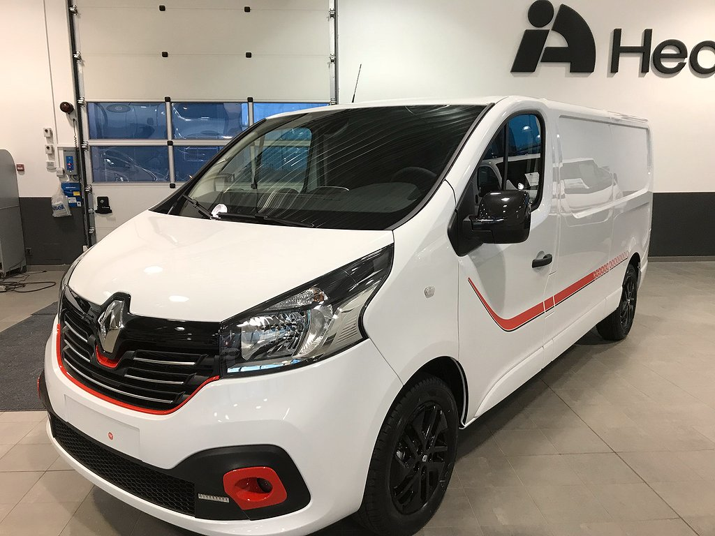 Renault Trafic L2H1 145Hk Limited Edition