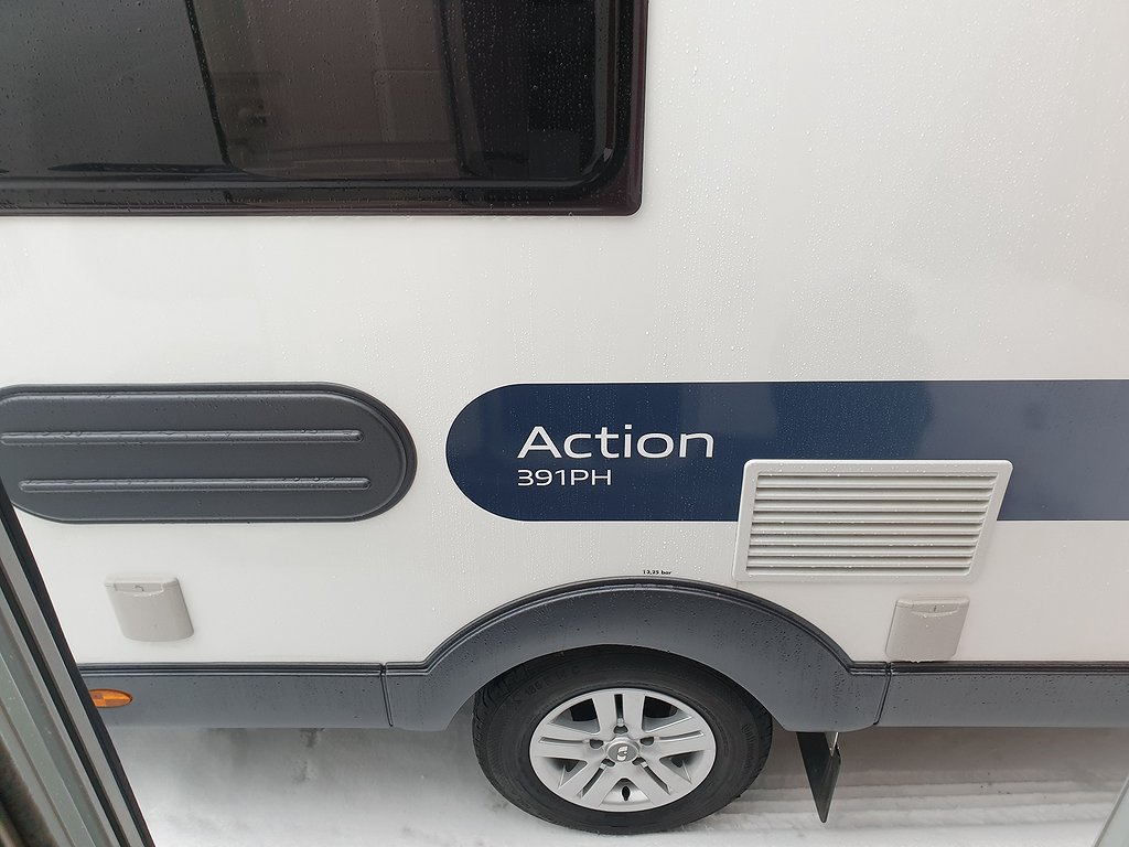 Adria Action 391 PH Pluspaket - Adria