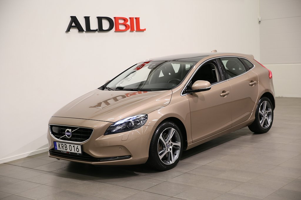 Volvo V40 D3 150hk Summum Business Ed Pro