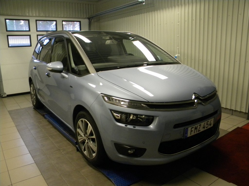 Citroën C4 Grand Picasso C4 Picasso 2.0 HDi EAT Euro 6 7-sits 150hk