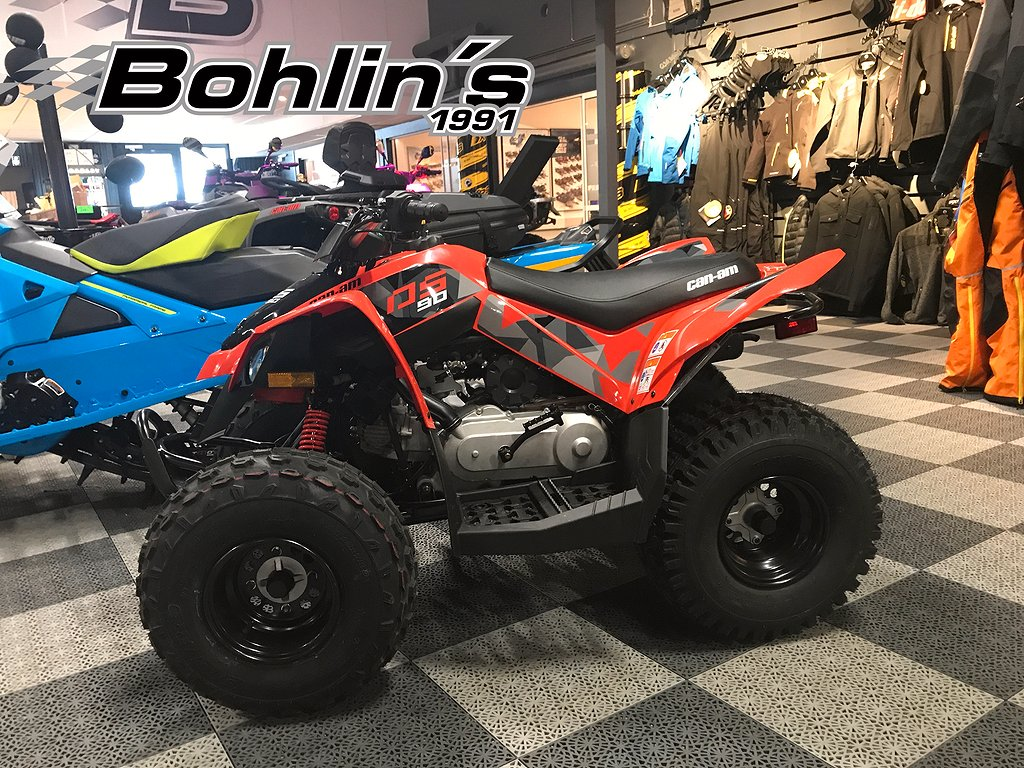 Can-Am DS 90 -18