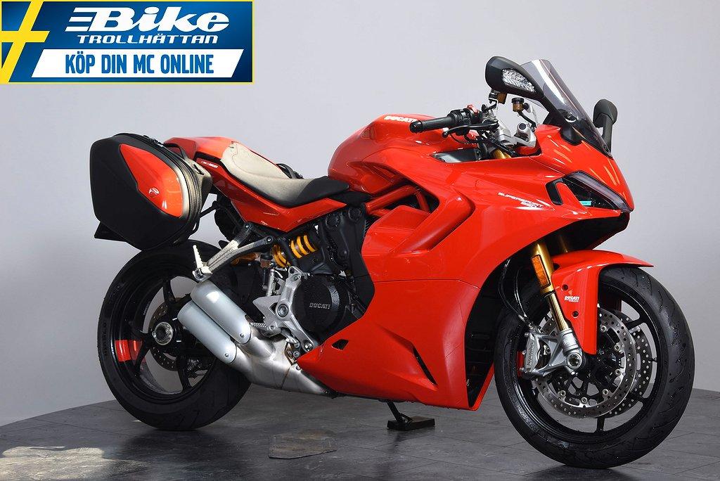 Ducati SUPERSPORT  950 S touringpaket, Spara 19.218:-