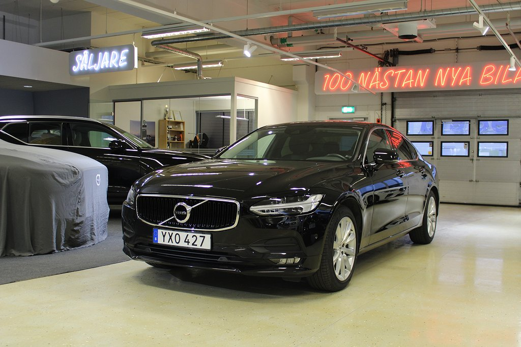 Volvo S90 D4 AWD Edition