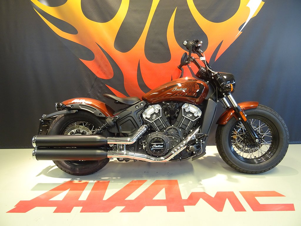 Indian SCOUT BOBBER TWENTY-20,