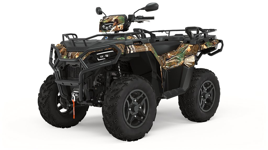 Polaris Sportsman 570 EPS Hunter Edition -21