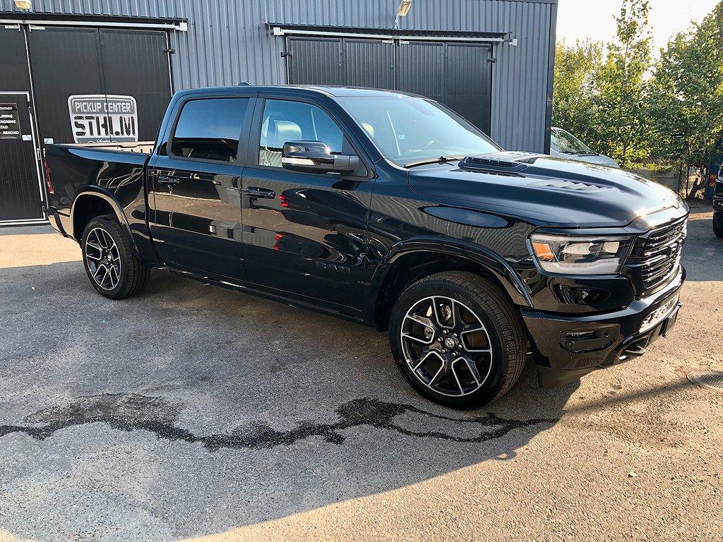Dodge Ram Crew Cab Laramie Black Edition 2516kr/årskatt