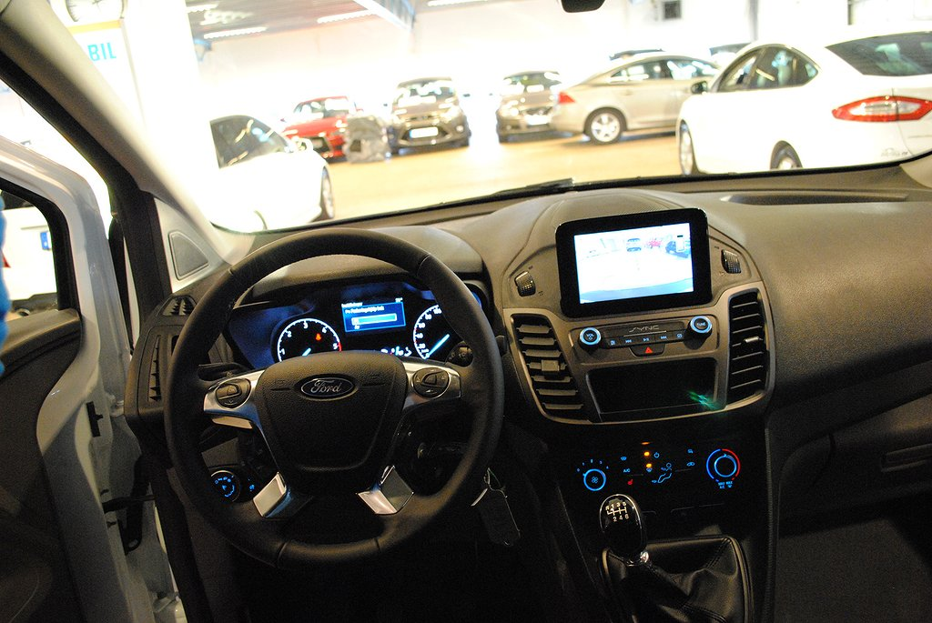 Ford Connect L1 1.5 TDCi EcoBlue 100hk Trend