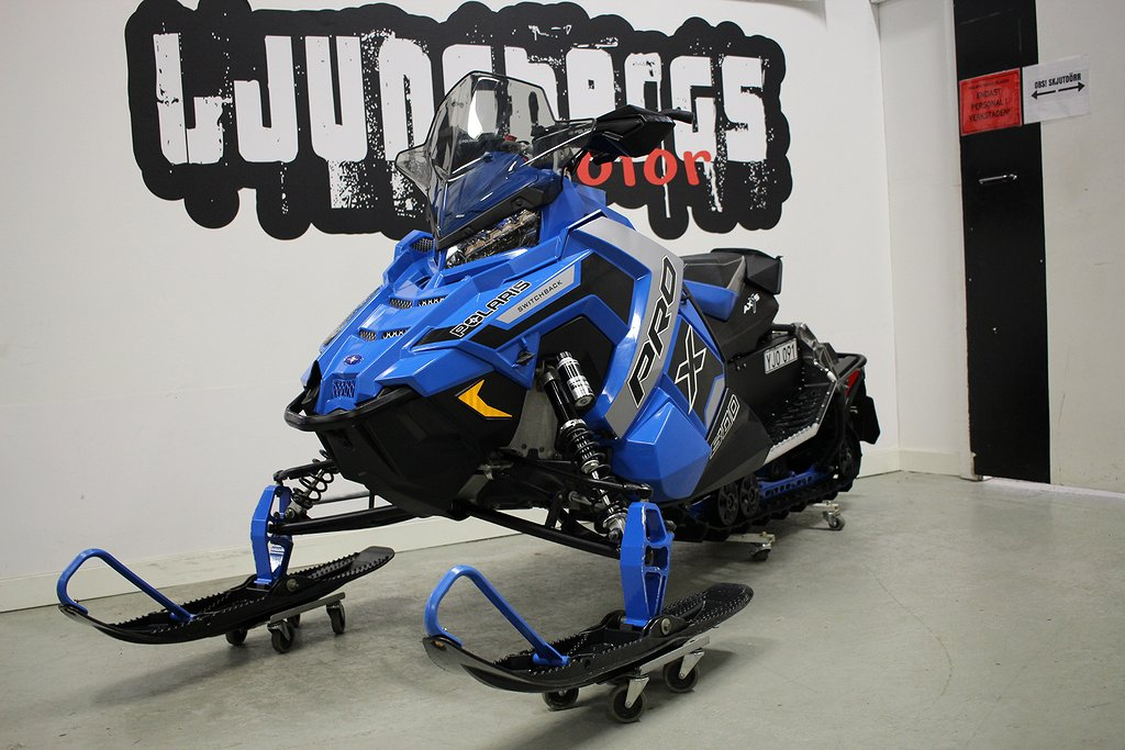 Polaris Switchback Pro X 800 2017