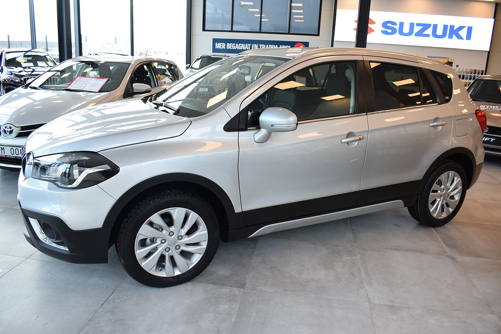 Suzuki S-Cross 1.0T AllGrip 4X4 Fri hemlevera