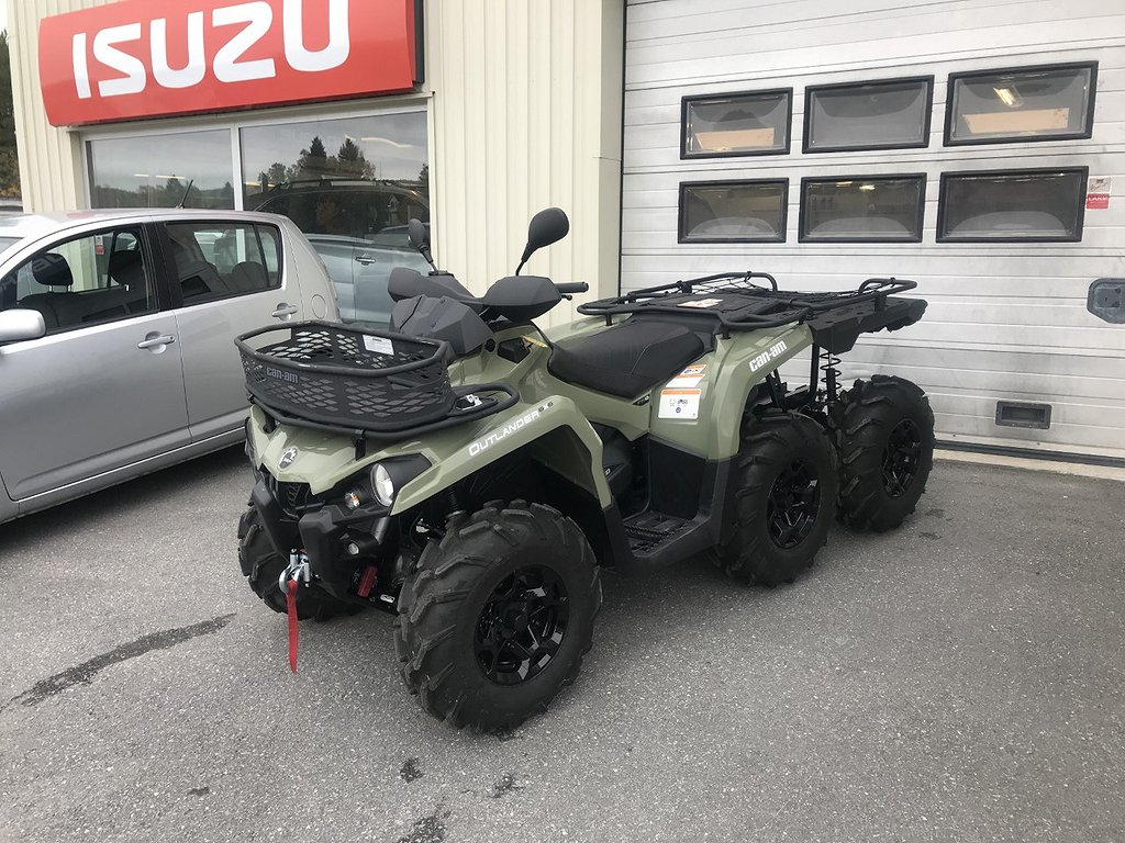 "Can-Am Outlander 6x6 450 Pro T3B ""Demo"""