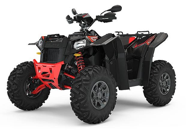"Polaris Scrambler 1000 S 55"" Haralds"