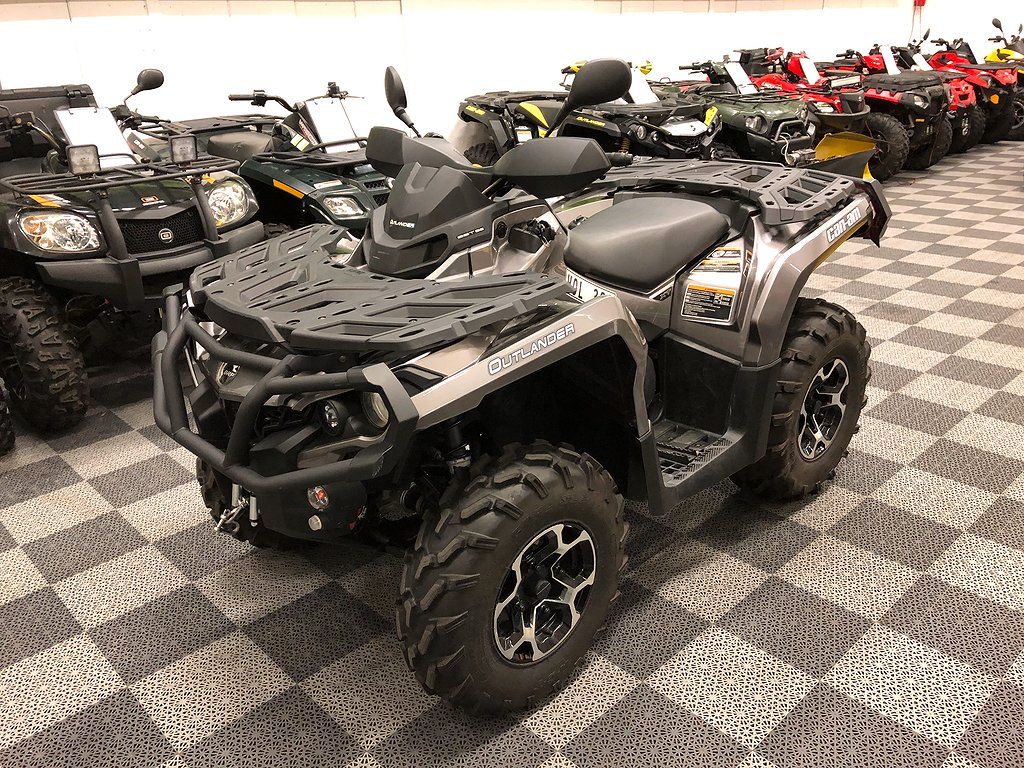 "Can-Am Outlander 1000 XT "" Gårdspaket """