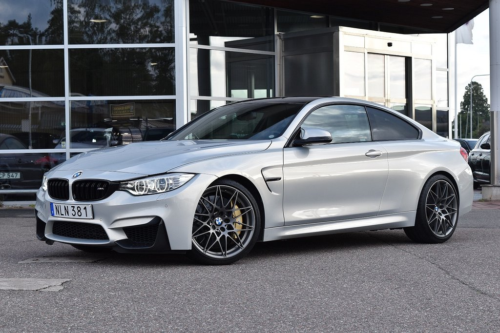 BMW M4 COMPETITION 450HK KERAMISKA